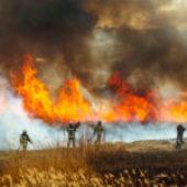 Un caporal-chef pyromane condamné pour 5 incendies